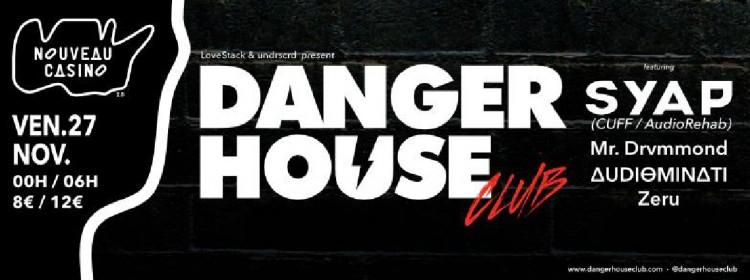 DangerHouseWeb