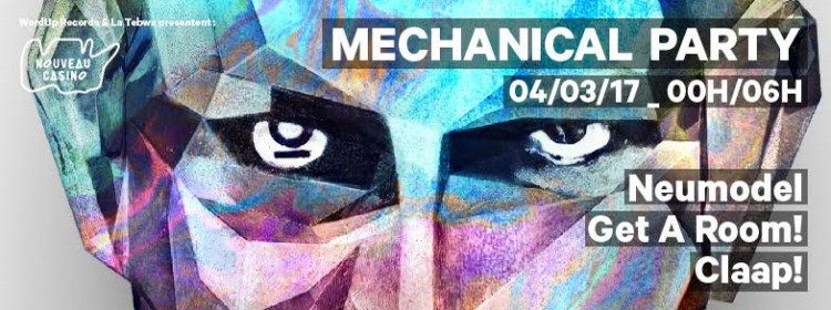 FB Cover mechanical party
