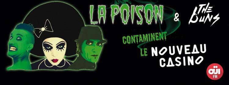 La Poison (concert) 28-03-17