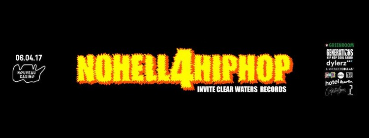 Nohell4HipHop Clear Waters 06-04-17