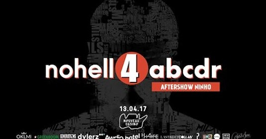Nohell4ABCDR Ninho Aftershow