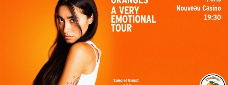 emotional orange